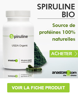 spiruline bio Boutique